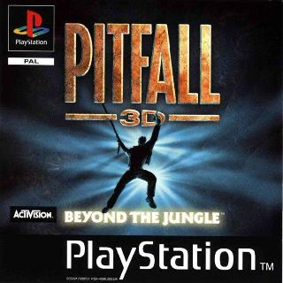 Screenshot Thumbnail / Media File 1 for Pitfall 3D - Beyond The Jungle [NTSC-U]